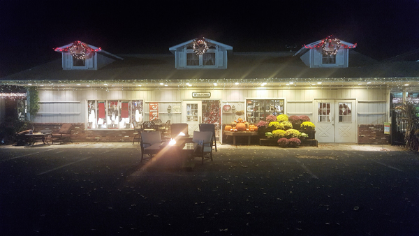 Storefront - Bloomers Home and Garden Center